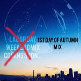 First of Autumn Mix | DJ Dayslayer of The AMP Collective