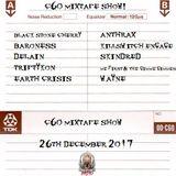 Hard Rock Hell Radio - The C60 Mixtape Show 26th December 2017