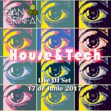 House&Tech Live DJ Set 17 June 2017