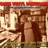 Prone's Vinyl Destination GOLDCAST 21-10-18