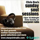 Chris Box's Sunday Soul Sessions, 10/12/2017 (HOUR 1) (Starpoint Radio)