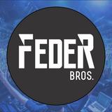 Feder Bros - DESCONTROLE & ALCOOLMAÇÃO (2ª EDIÇÃO) - LIVEMIX