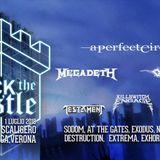 Destruction Interview @ Rock The Castle
