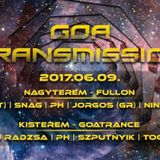 Goa Transmission 1.01 @ Supersonic (09.06.2017)