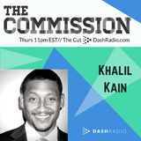 The Commission Show EP 12 with Actor Khalil Kain