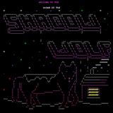 ORDER OF THE SHADOW WOLF cyberzine by legowelt (4th edition) for the visually impaired