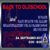 2Face @ 4 Jahre Back To Oldschool 2.0 - Radio Corax Halle - 24.09.2017
