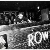Raul Alonso Live Sesion 3 Decks, El Row Happy Sundays 6 5 2012 @ Six Recordings Showcase, ROWBAR