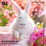 Weekend Read w/ Max Salty - 5th September 2019