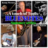 Bluenotes' touch of Toots  Part 3 Various