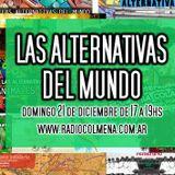 Las alternativas del mundo N°32. Resumen de fin de año