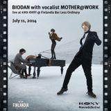 Biodan f. vocalist Mother@Work at 49th Karlovy Vary International Film Festival  (July 11, 2014)