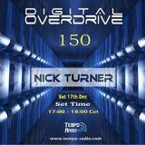 Nick Turner - Digital Overdrive 150
