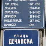 #008: Street and Place (re)Naming and Public Memorialization in Former Yugoslav Countries