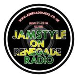 Jamstyle on Renegade Radio Roots n Culture with Bramma Shanti ft Natty Vibes Sound