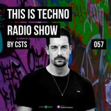 TIT057 - This Is Techno 057 By CSTS