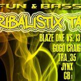 DJ CB₁ LIVE at Fun & Bass Tribalistix Takeover Feb 2016