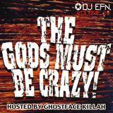 DJ EFN - Vol 25 (The Gods Must Be Crazy!)