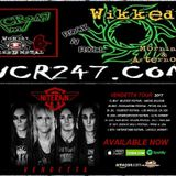 WCR247Radio - Interview with NITERAIN on Metal Angel's WHRockshow