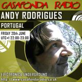 ANDY RODRIGUES // PORTUGAL // DROPOUT RECORDS SHOWCASE 20-06-2014 22:00