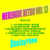 MERENGUE RETRO MIX 2 By DeeJayYORK
