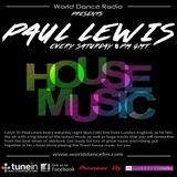 PAUL LEWIS PLAYING LIVE ON WORLDDANCEFM.COM 25/03/17