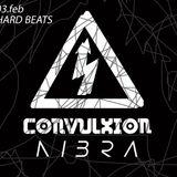 N I B R A / CONVULXION: THE HARD BEATS (03.02.18) RIDDIM DUBSTEP - DRUM & BASS