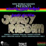 Juicy Riddim (new world sounds 2016) Mixed By SELEKTA MELLOJAH FANATIC OF RIDDIM