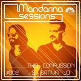 Mandarina Sessions #002 -This Confussion & Sativa Jo