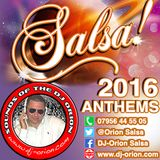 Salsa 2016 Anthems