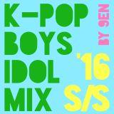 K-POP BOYS IDOL MIX '16 S/S