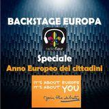 Backstage Europa 2 APRILE 2013