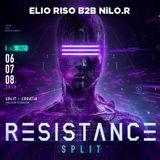 ELIO RISO B2B NiLO.R - Resistance . Ultra Europe