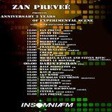 Zan Preveé - Anniversary 2 Years Of Experimental Scene (Closing) @ Insomniafm 2014.03.31