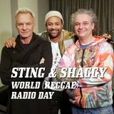 Strefa Dread audycja 531 (Sting & Shaggy, World Radio Day), 12-02-2018