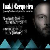 INAKI CERQUEIRA -DECEMBER CHART 2014