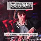 Journey - 79 guest mix by Jime Ferreyra ( Argentina ) on Cosmos Radio - Germany [15.08.18]