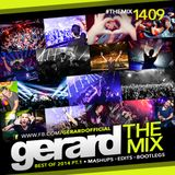 Gerard - The Mix 1409 - Yearmix 2014 Pt.1