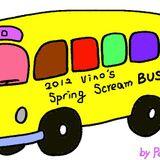 For Vino's Spring Scream Bus