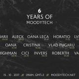 6 Years of MoodyTech - Oana