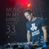 Music In My Mind #33 by DJ SNOOPP