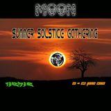 Summer Solstice Gathering - Alternative/Chill Arena - DJ MOON  (1st Set)