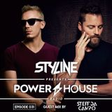 Power House Radio #31 (Steff Da Campo Guestmix)