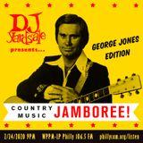 DJ YardSale presents... Country Music Jamboree - George Jones Edition 2-24-2020