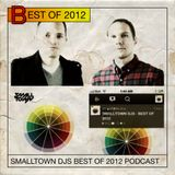 BEST OF 2012 ✖ SMALLTOWN DJS