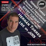Hernan Torres Presents Sounds & Frequencies Live On HBRS 10- 10 - 17