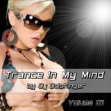 Trance In My Mind - Volume 01 by Dj Dolphinger