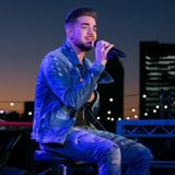 2016-02-02 Adam Lambert - Ghost Town, WWFM & TOH (acoustic) - World Famous Rooftop, Perth