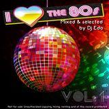 I LOVE 80'S DISCO VOL.1 DJ EDO