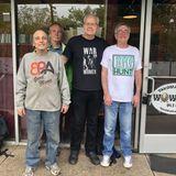 Forbidden Alliance WOWD (4.3 FM 5-5-19 with Mark Andersen & Mark Jenkins (DC Hardcore Punk Show)